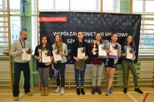 Igrzyska Młodzieży Szkolnej - drużynowy turniej w tenisie stołowym dziewcząt i chłopców